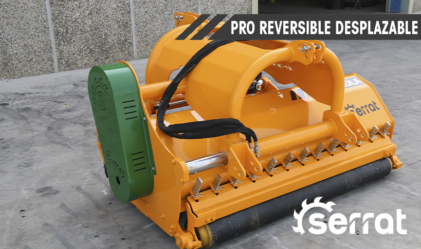 Pro Reversible Desplazable